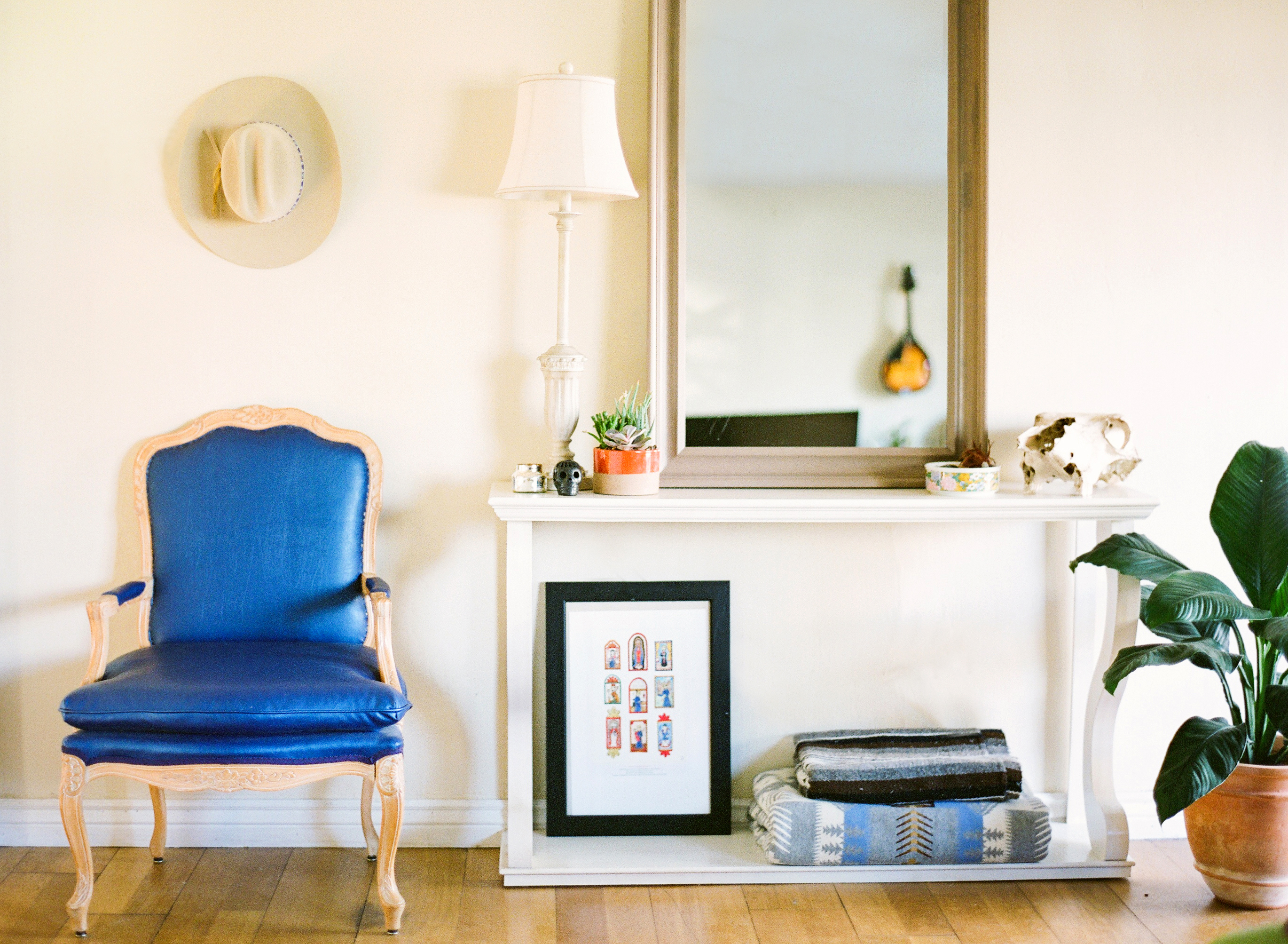 Room of the Week: Southwestern Living Room
