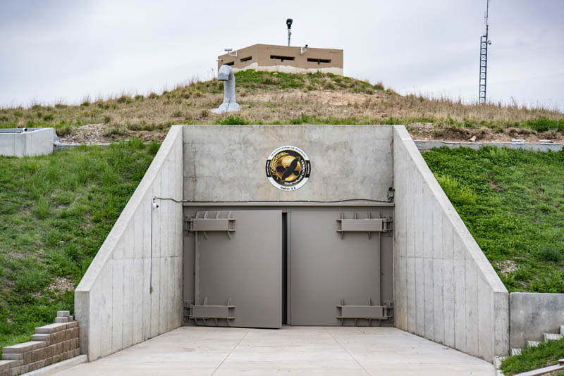 A Survival Condo in a Missile Silo? It's a Thing