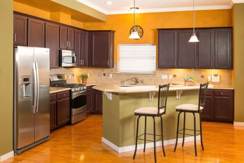 Tangerine Paint Color kitchen paint colors: 10 handsome hues to consider - zillow porchlight