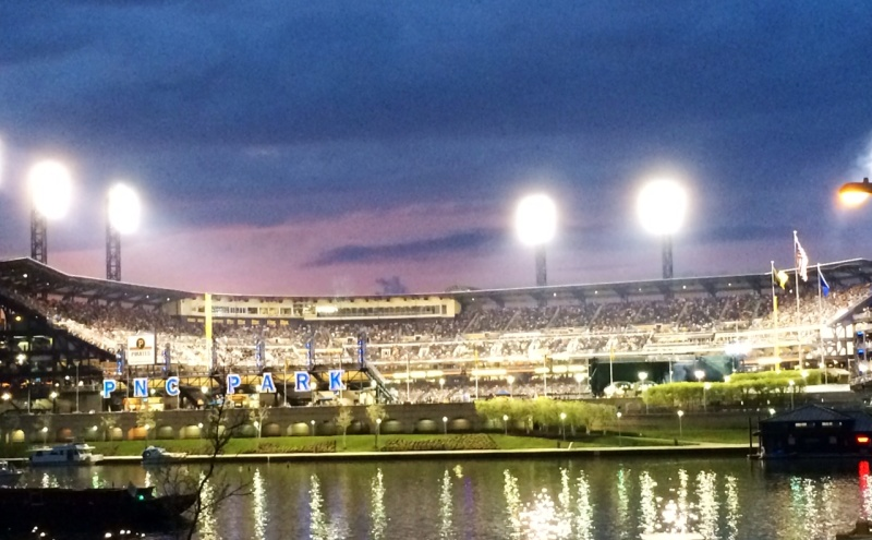 PNC Park, home of the Pittsburgh Pirates. Source: Terri Dowd
