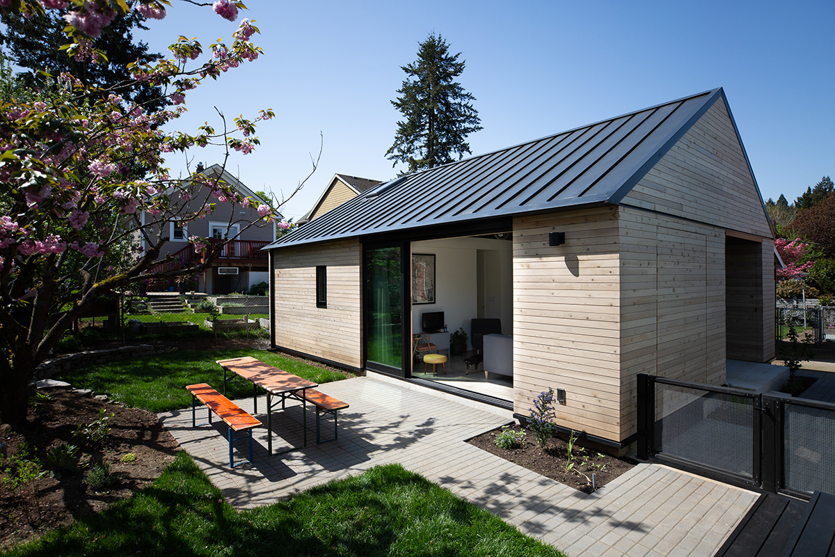 The Tiny House That Love Built