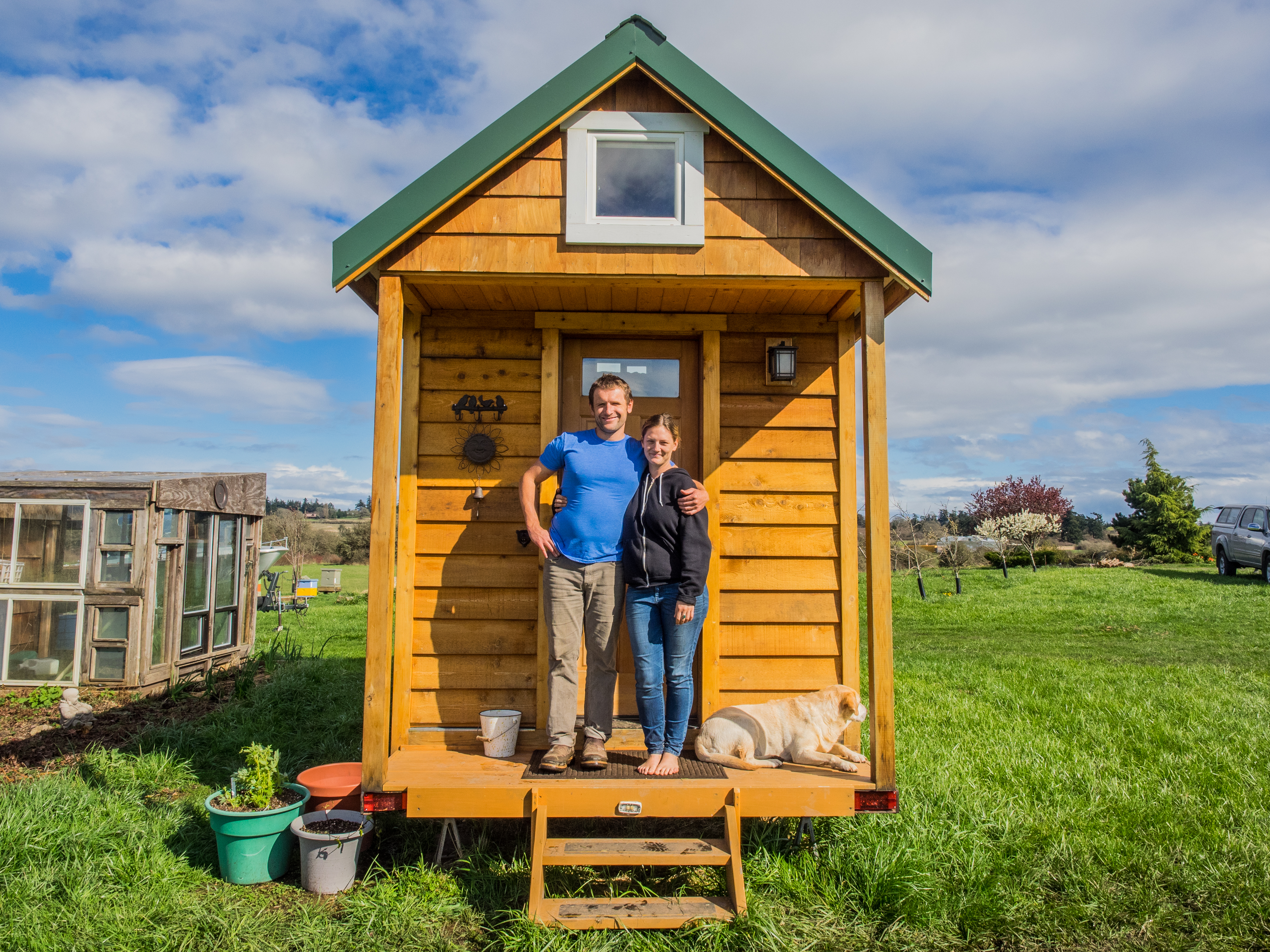 Could You Live U0027Tinyu0027? See How A Seattle Couple Found Room For Their Dreams