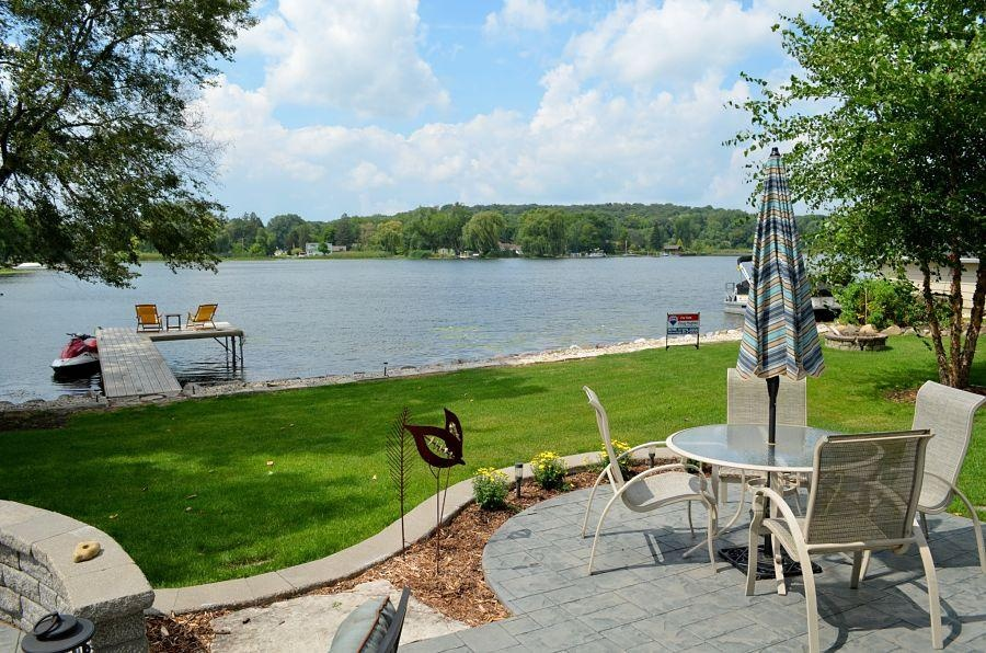 inexpensive lakefront property