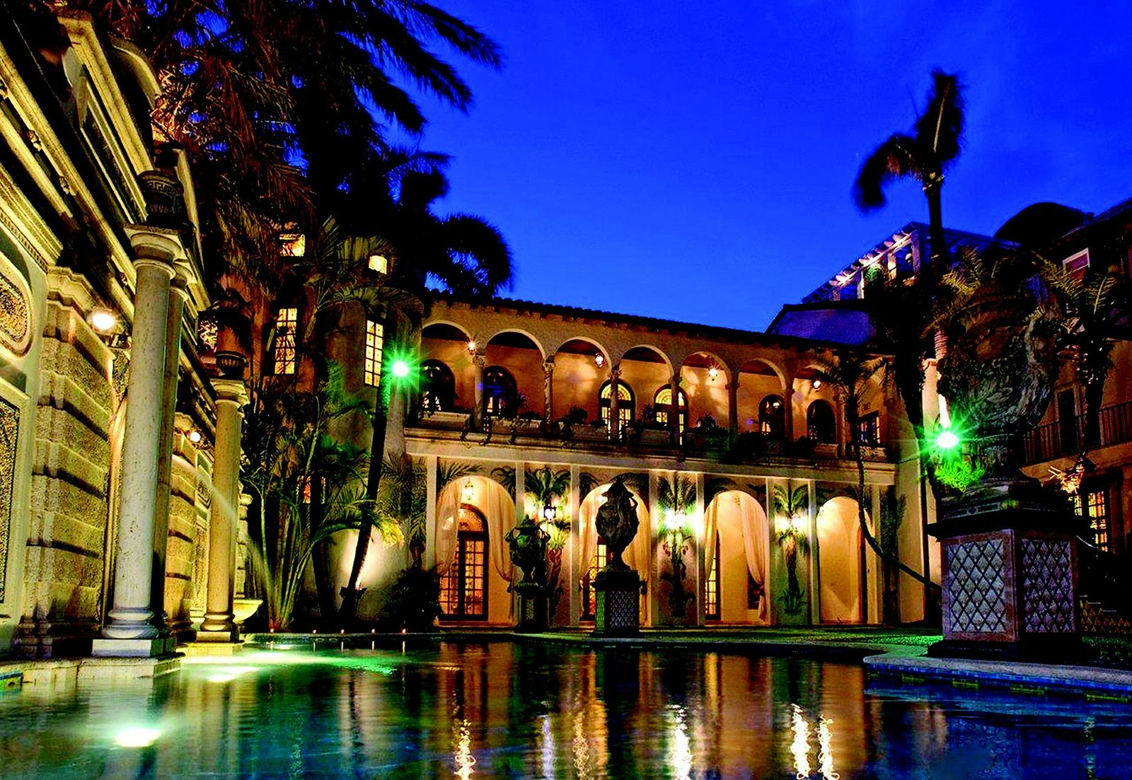 Zillow Home Design Style Quiz Versace Mansion Goes To Bankruptcy Auction