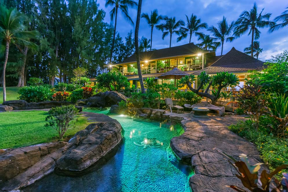 Update Neil Young Unloads Big Island Estate For 20m