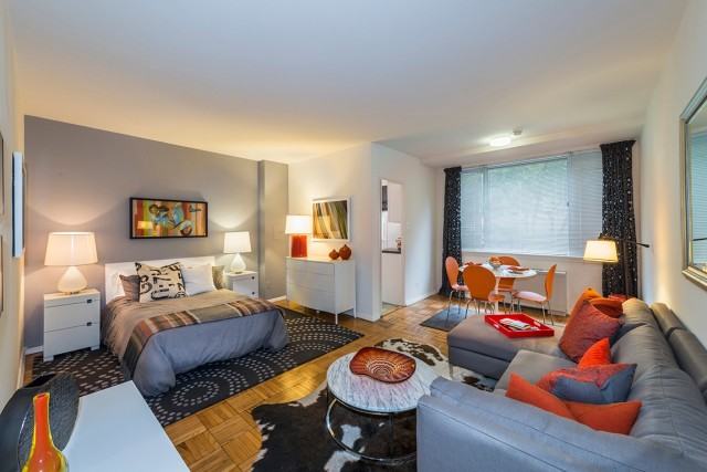 500-square-foot rentals: good things in small packages - zillow