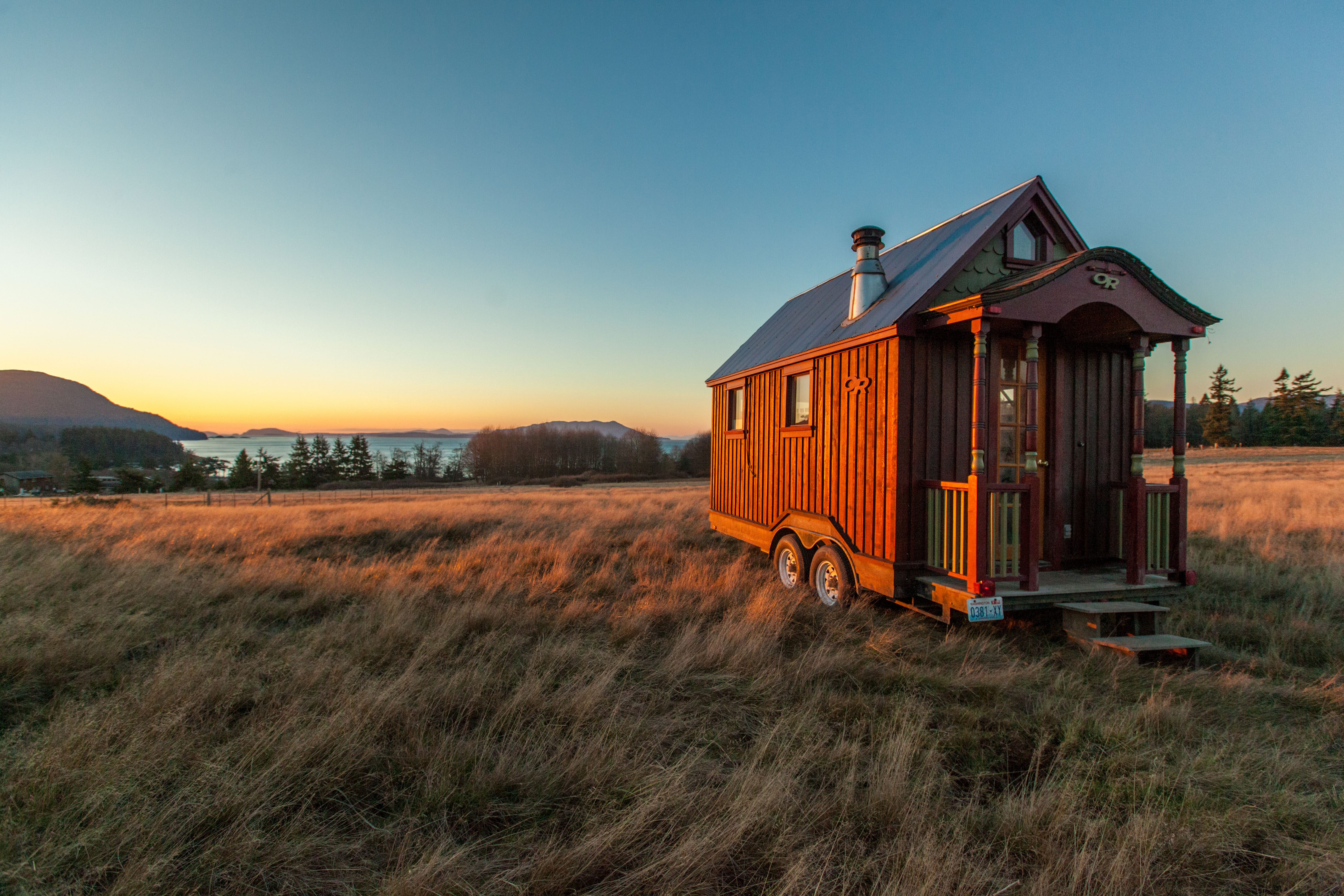tiny house nation' host talks about being happy with less - zillow