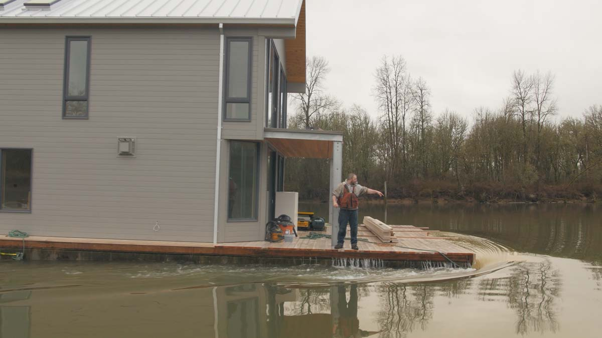 Floating Home Manufacturers Meet Floating Home Builder Marc Even