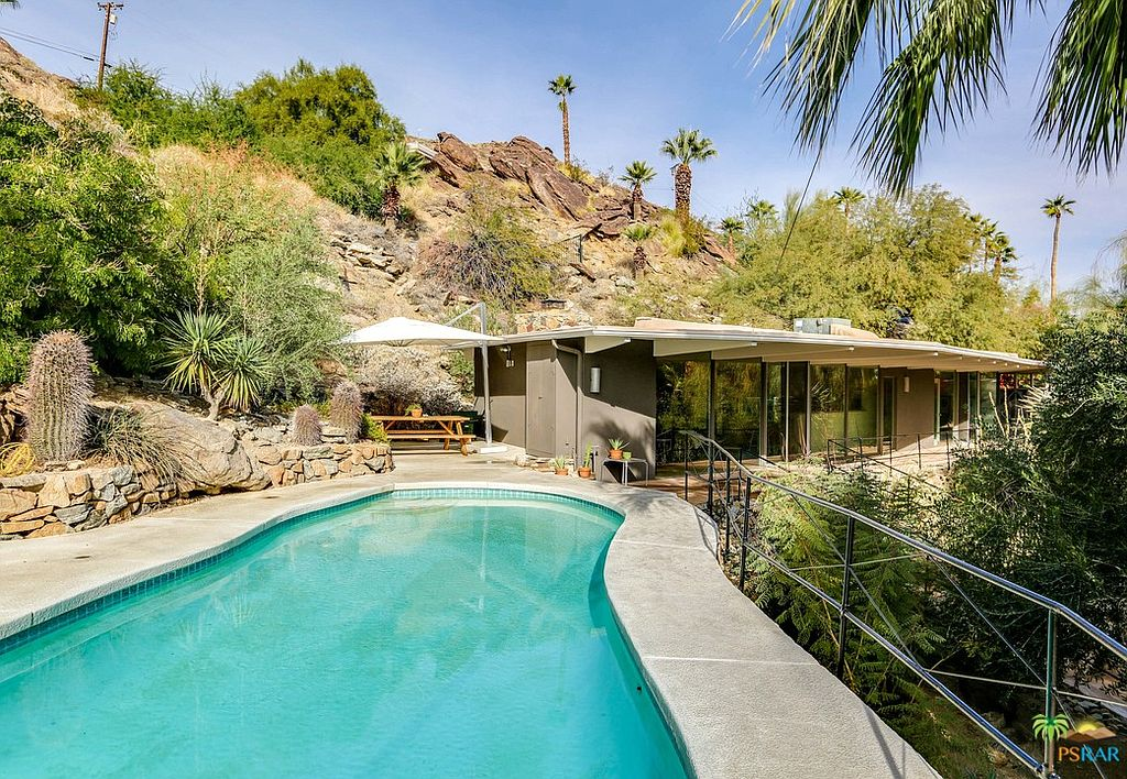 Do Palm Springs Like Zsa Zsa In The 60s