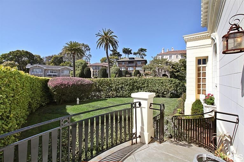Beaux arts beauty for sale in prestigious presidio heights for 34 presidio terrace
