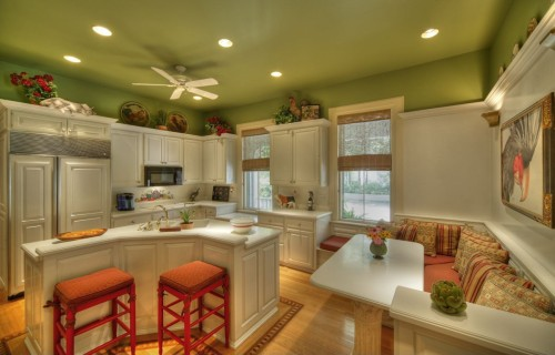 kitchen ceiling colors kitchen paint colors 10 handsome hues to consider 3324
