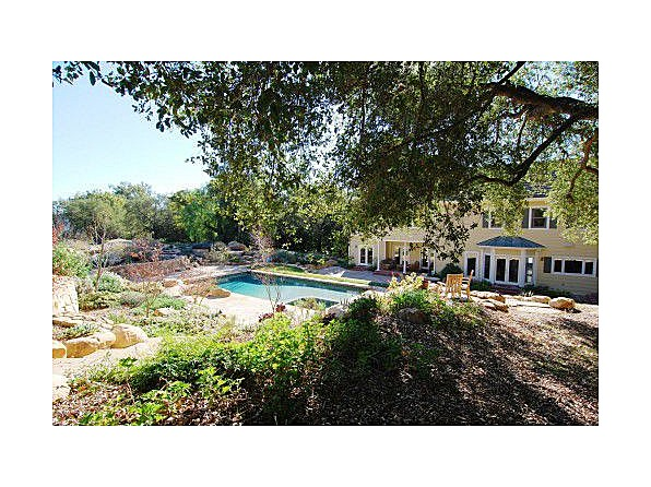 Banker Previews International was the listing agent in Ojai, a getaway