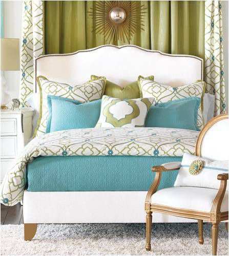 Blue And Green Is A Popular Color Palette