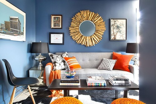 Split Complementary Room how to quickly pick a color combination for any room - zillow