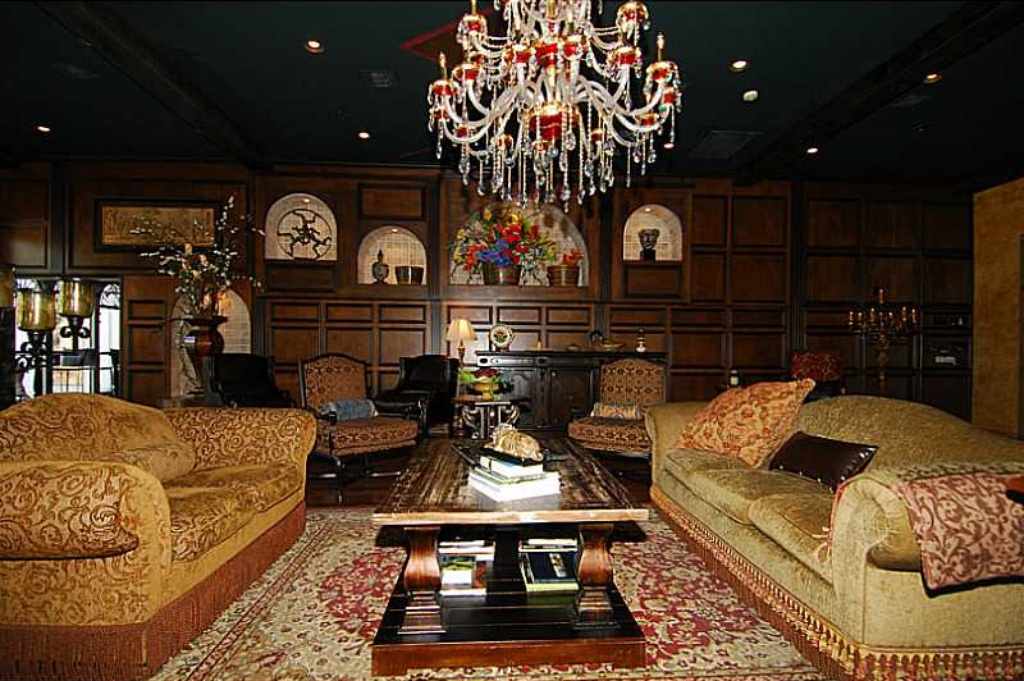Great  Hacienda Palomino a huge estate in Las Vegas The late singer us art collection is said to have disappeared from the home us basement after his death