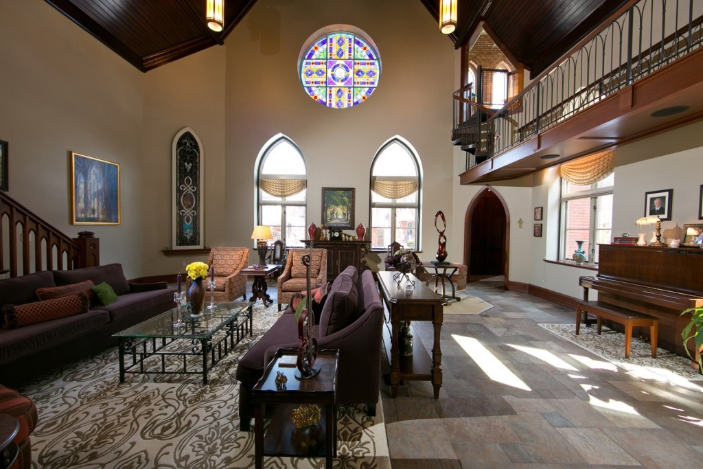 the living room church home architecture 101 revival 12113