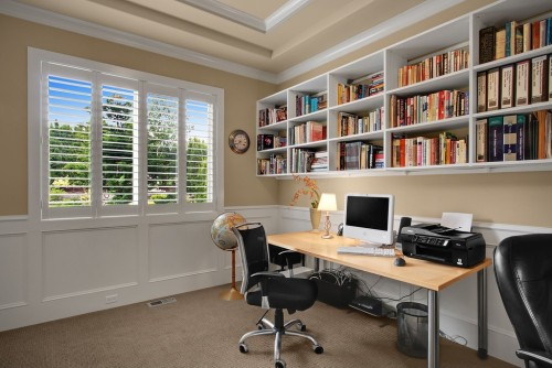 Creating a home office space for all ages for Zillow office space
