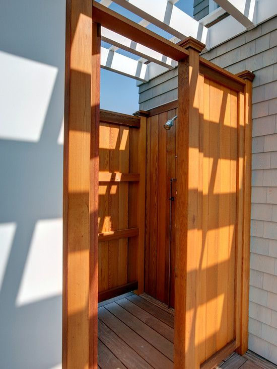 Good Clean Fun: How to Build an Outdoor Shower By Joe Szabo ...