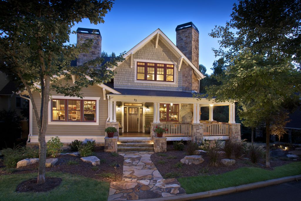 5 Affordable Craftsman-Style Details to Warm Up Your Brand New Home