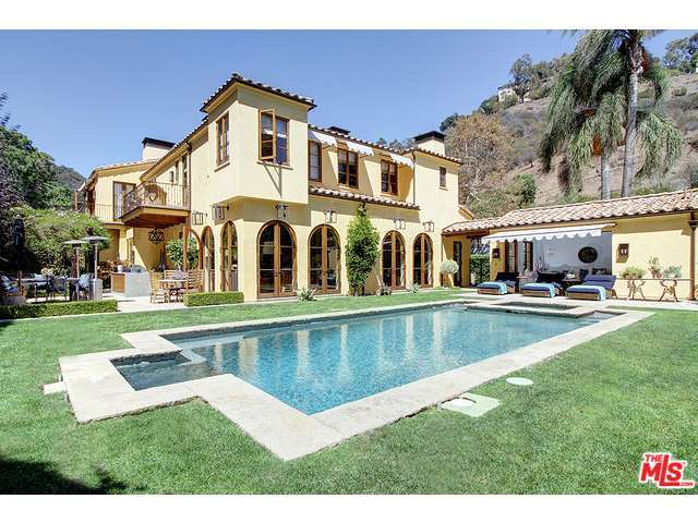 For sale david james elliott 39 s old world mansion for Houses for sale in la ca