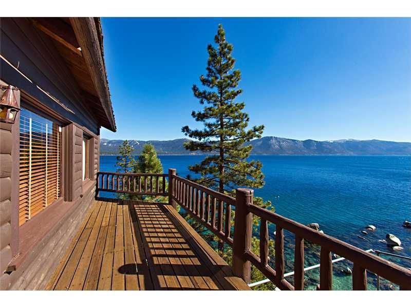 House Of The Week Howard Hughes Former Lake Tahoe Estate