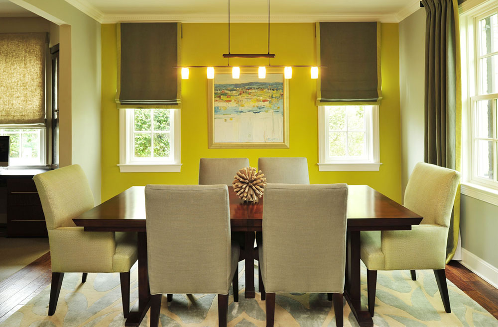 Decorating Ideas For Kitchen With Yellow Walls