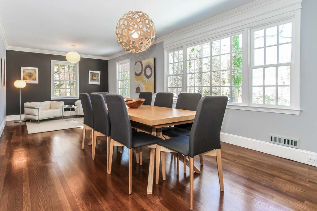 5 Distinctive Dining Room Styles