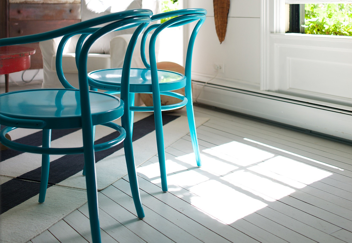 3 Reasons Painting Your Wood Floors Is Not as Crazy as You Think