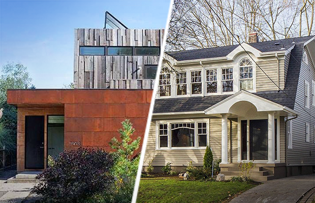 Historic or modern which home would you choose for Modern house zillow