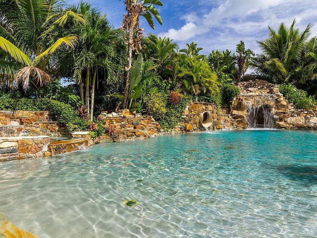 Shark Week And Homes With Amazing Swimming Pools!