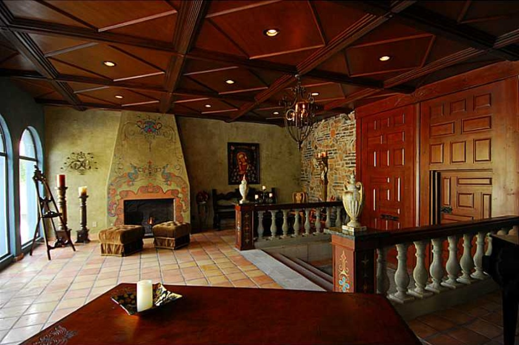 Ornate Las Vegas Palace Rented By Michael Jackson For Sale