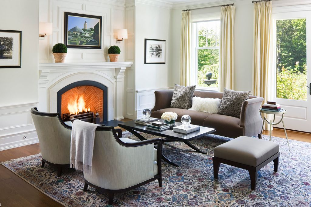 A Fireplace For Every Room