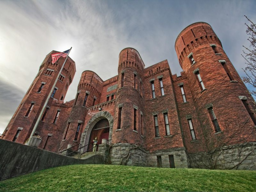 House Of The Week New York Armory
