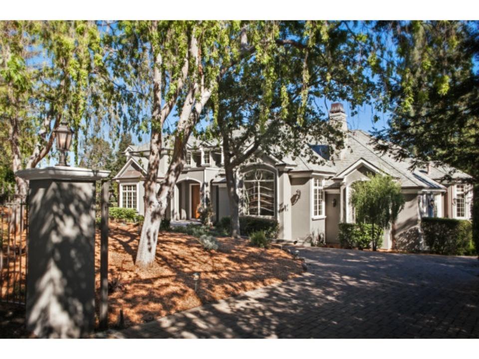 Status Update on Sheryl Sandberg's House: Sold for $9.25 ...Sheryl Sandberg House Menlo Park