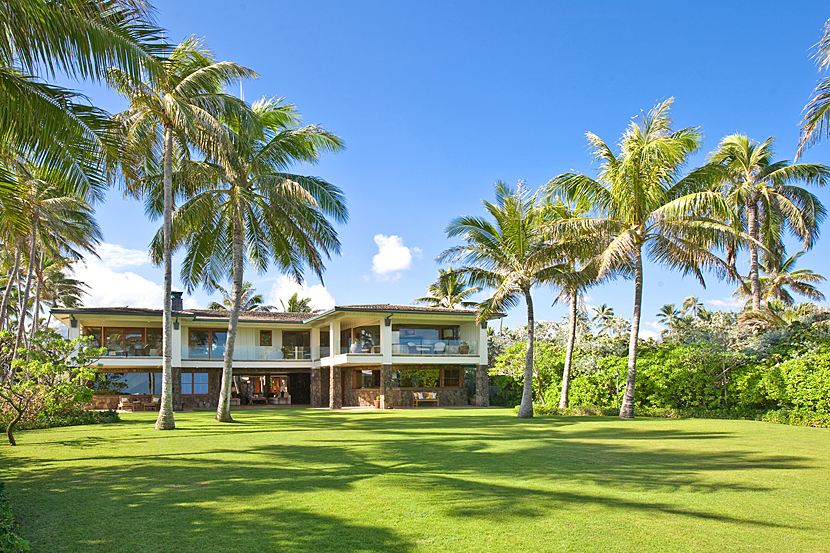 House of the Week: Celebrity Hawaiian Estate Hosted ...