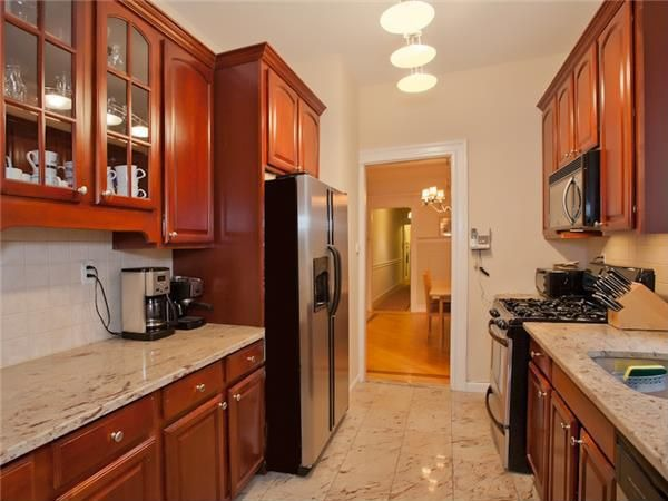 3e6e4478aa The 3-bedroom apartment in the historic Brooklyn neighborhood now called  Clinton Hill just hit the market for  725