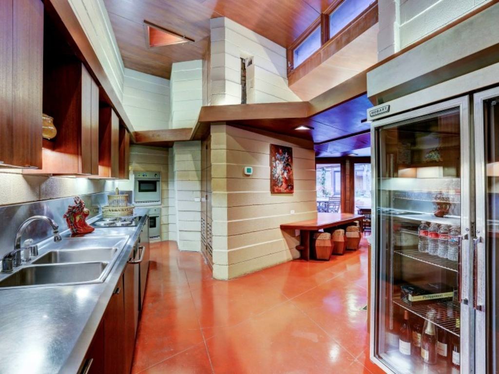 Genial House Of The Week: Frank Lloyd Wright Design Back From The Brink