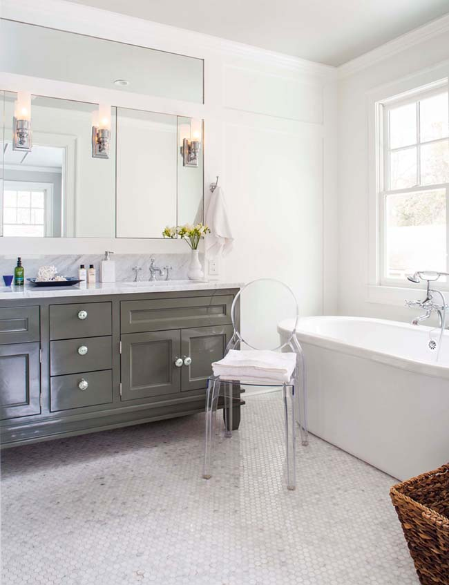 Source  TerraCotta Properties. 8 DIY Ways to Redo Your Bathroom  Without Remodeling    Zillow