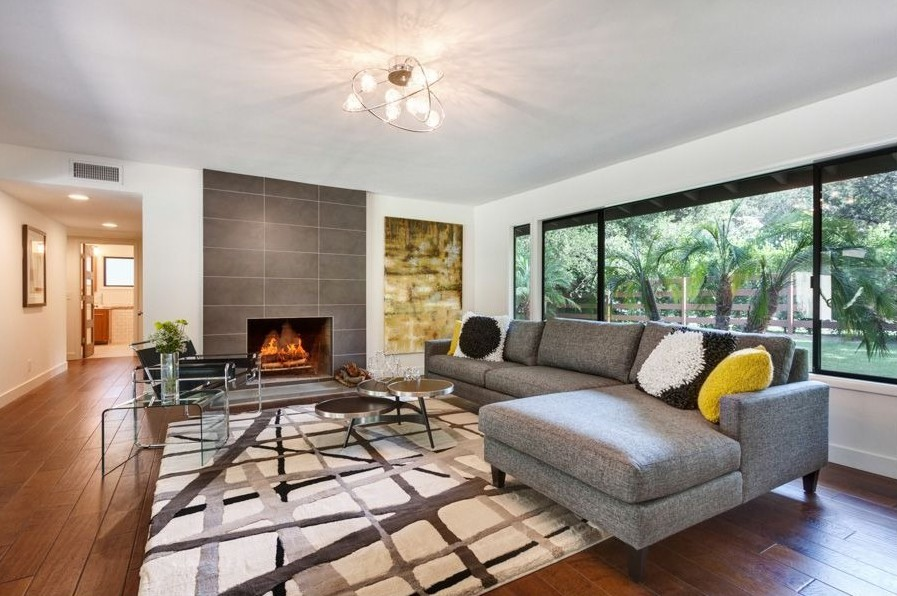 Mid Century Modern Design get this look: mid-century modern - zillow porchlight