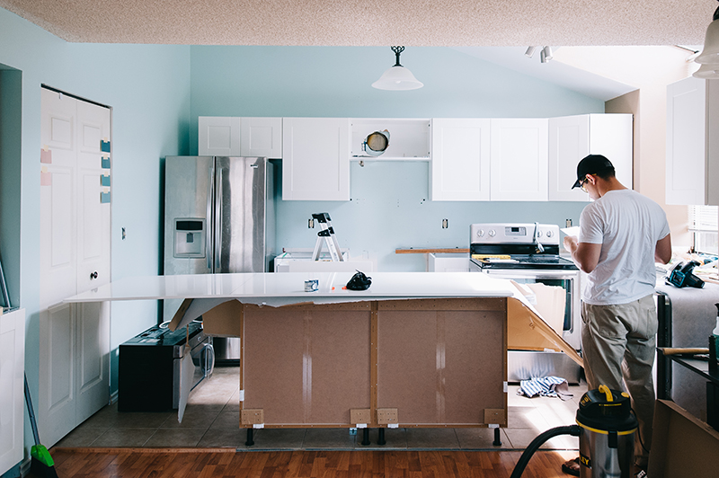 Home Improvement: How to Budget for Home Renovations