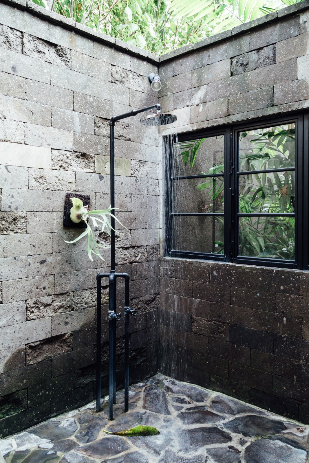 Good Clean Fun: How to Build an Outdoor Shower