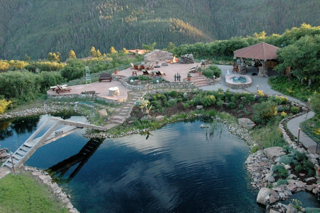 House Of The Week Mountain Retreat With International Flair