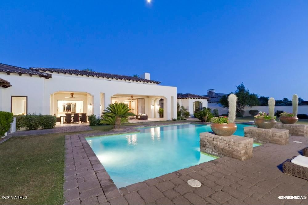 Update Wayne Gretzky 39 S Scottsdale Home Sells For