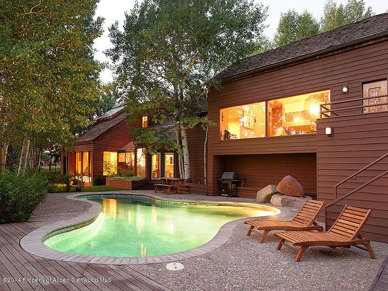 Rocky Mountain High John Denvers Aspen Estate For Sale