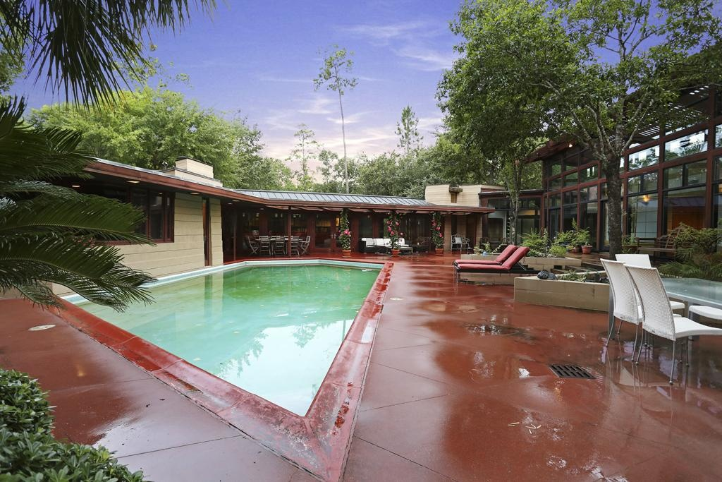 House Of The Week Frank Lloyd Wright Design Back From The