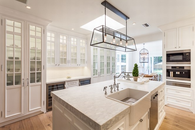 6 top spots for a second kitchen sink for Second kitchen ideas