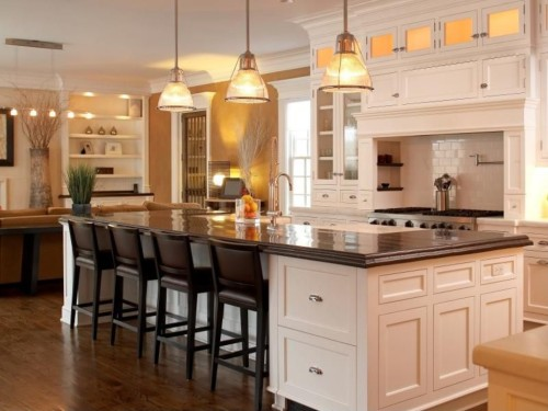 Elegant q trad kitchen no