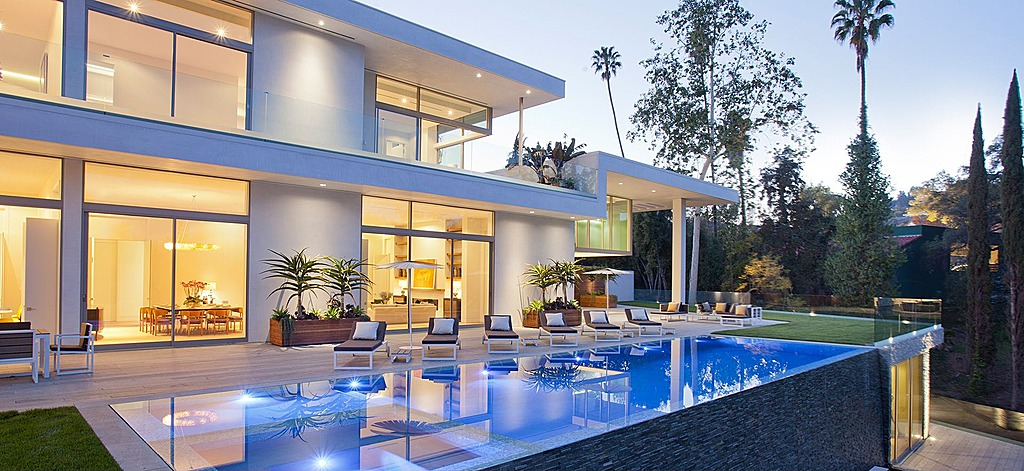 Jay Z And Beyonce Rented This Holmby Hills Mansion
