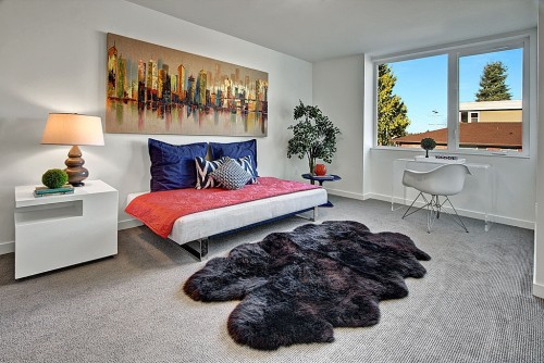 ... A Rug Over Carpet Is A Tough Look To Pull Off But If Done Right ...