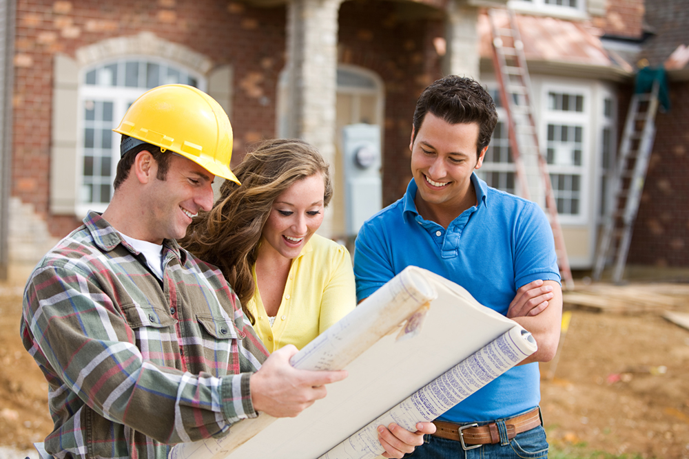 The home buyers 39 guide to new construction for Builder contract for new home